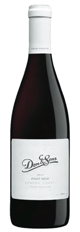Don & Sons Pinot Noir Sonoma Coast Sonoma Signature